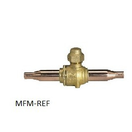 """GBC 16s H Danfoss CO2 robinet à boisseau sphérique (5/8"""" ODF) 009G7418"""