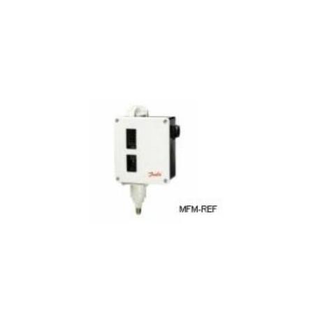 """RT 200 Danfoss Interruptor de pressão 3/8"""" G auto-reset. 017-523766"""