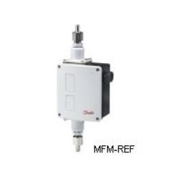 RT5A Danfoss Pressostaat 3/8 G + 6.5-10mm auto-reset. 017-504666
