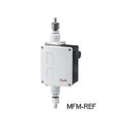 """RT5A Danfoss Pressostat 3/8""""G + 6.5-10mm auto-reset. 017-504666"""