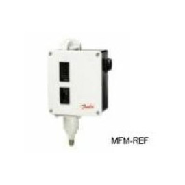 RT 1AL Danfoss Interruptor de pressão com zona neutra ajustável 017L003366