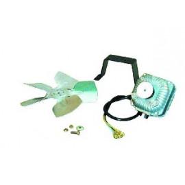 8668753 Tecumseh Unité de ventilation 202 mm 220/240V-1-50/60Hz 5W