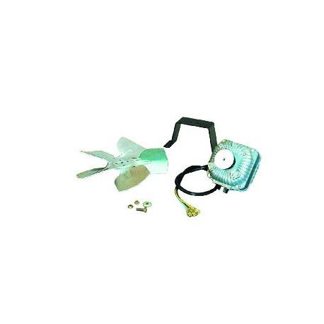 25 Watt Tecumseh ventilatoreenheid   230-1-50  CAJ 8668736