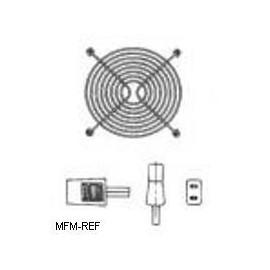 FG-08 Sunon protection grid 80x80 mm ø 76mm