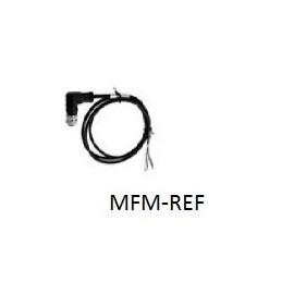 EXV-M15 Alco kabel. losse draden voor aansluiting op EXD-S/U en EC33  1,5 m