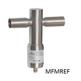 CX6-CO2 Alco Emerson motor de passo de válvula de controle eletrônico alimentado