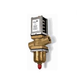 V46AA-9510 Johnson Controls drukgestuurde waterregel ventiel 3/8'' voor stadswater
