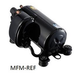 HGA5480C Tecumseh horizontal rotary compressor R407C, 230V-1-50Hz