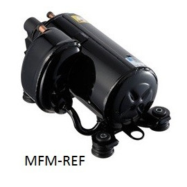 HGA5492C Tecumseh horizontal rotary compressor R407C, 230V-1-50Hz