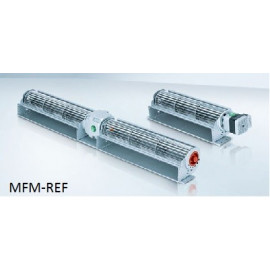 EBM QLZ 06/1818-3030 Cross Flow Lüfter Doppel roller