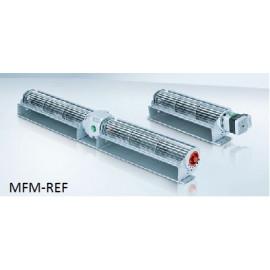 Ventilador de fluxo cruzado só valsa QLZ 06/1800-2524 EBM