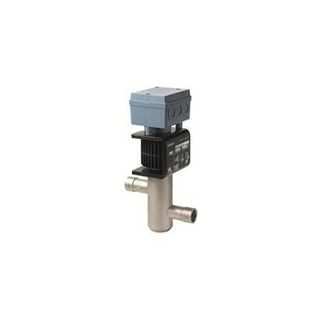 """MVL661.25-6.3 Siemens válvula de expansão eletrônica 1.1/8"""""""