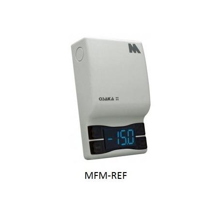 M1 Osaka temperature wall controller