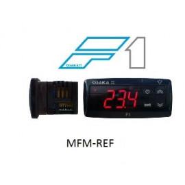 F1 Osaka Termostato digitale MINI Frio profondità
