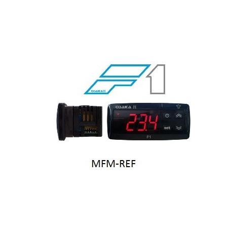 F1 Osaka temperature controller