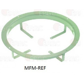 co ø 200 mm fan motor grille for 1680020/22