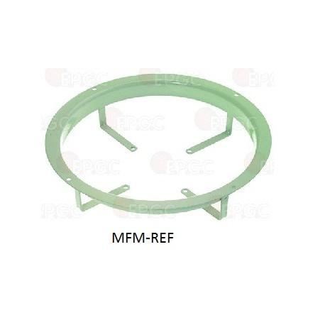 Elco fan motor grille ø 230 mm for 1680020/22