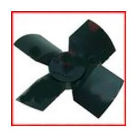 Elco ventilateur lame ø 100 mm 30 ° sucer plastique
