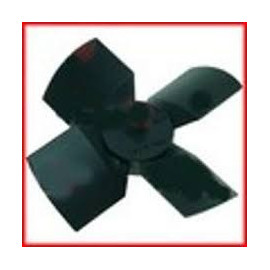 Elco ventilator blad  ø 100 mm 30° blazend  plastic