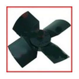 Elco  ventilador disco ø 100 mm 30 °  que sopla plástico