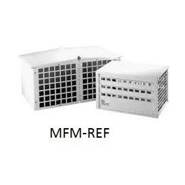 8318636 Tecumseh Recinto resistente a la intemperie para el aluminio de la unidad de refrigeración