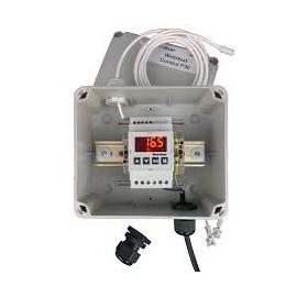 WHCP30 WebHeat Steuerung digitaler Temperaturregler mit Alarmausgang