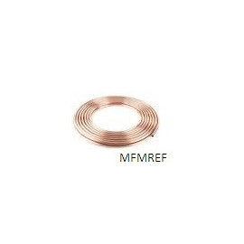 "5/8"" cobre tubos de refrigerante por el carrete 15 m"