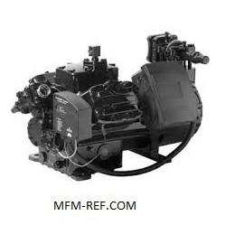 4MUD-25X DWM Copeland semi-hermético compressor 400V-3-50Hz YY/Y