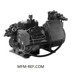 6MID-40X DWM Copeland compresseur semi-hermétique 400V-3-50Hz YY/Y