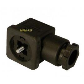 Castel 9150 / R02 connecteur femelle PG11 pour la bobine magnétique