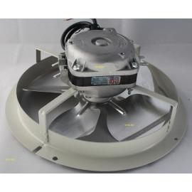 Elco NA 5-13-200-28 ventilatormotor met metaalring 30Watt