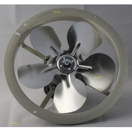 Elco NA 5-13-200-28 fan motor,with metal ring, 5 Watts
