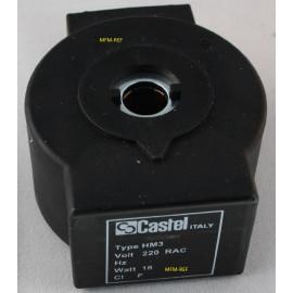 HM3 Castel 220V solenoid coil 9120/RD6
