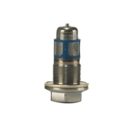 1 Danfoss doorlaat met filter voor TUA-TUAE. 068U1031