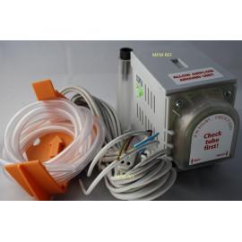 FP2082 Aspen peristaltische condenswaterpomp universeel met 2 temp.sensor regeling
