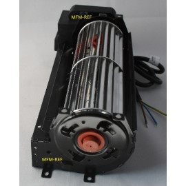 VT 18/F3S T7 Trial Cross flow fan 18 watt, left motor construction