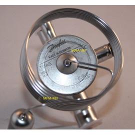 TUAE Danfoss R407C 1/4 x 1/2  thermostatic expansion valve,range N -40°C to +10°C, without MOP Danfoss nr. 068U2326