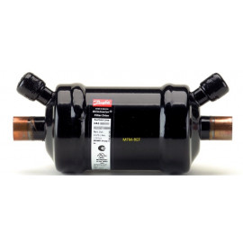 """DAS 309S Danfoss filtro de sucção 1.1/8"""" conexão ODF, modelo fechado Danfoss nr. 023Z1016"""