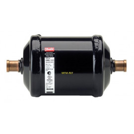 """DMB 163S Danfoss biflow filterdroger 3/8"""" ODF aansluiting  Danfoss nr. 023Z1476"""