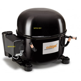 GX23TB-SA Cubigel R134a compressori ermetico 5/8 pk  230V