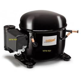 ML80TB Cubigel R404A / R507 hermetische compressor 3/8 pk 230V