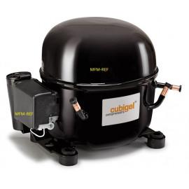 MX18TB-SA Cubigel R404A / R507 hermetic compressor 7/8 pk 230V