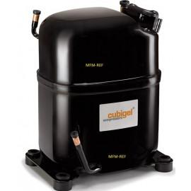 MS34TB Cubigel  hermetische compressor 1.3/8HP 230V R404A-R507