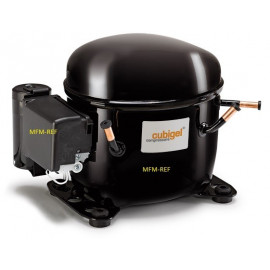 ML80FB Cubigel R404A / R507 LBP compresor hermetic 1/4HP 230V