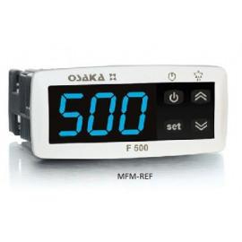 FF 500  Osaka Digitaler Thermostat Kühlung 4 Sonden 4 Relais.