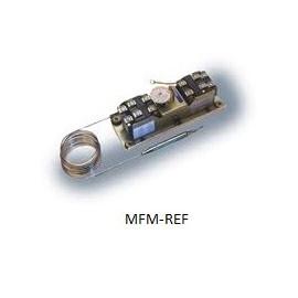A36AHA-9108 Johson Controls thermostaat mechanisch 4-traps  +15 / +35°C