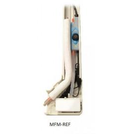 DS 2018 MicroBlue BlueDiamond pompe à condensation  dans la gouttière