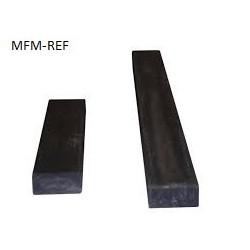 KPL-1800 Essay Bar 1800 mm lange solide umweltfreundlicher Kunststoff für Klimaanlage