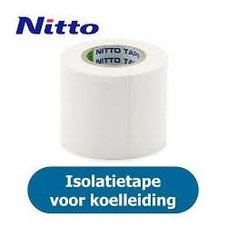 Ruban PVC de Nitto 50mmx20m blanc