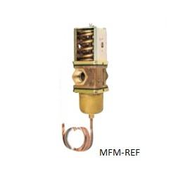 """V46 BA-9510 Johnson Controls vanne de régulation de l'eau avec robinet pour l'eau de mer 3/8"""""""